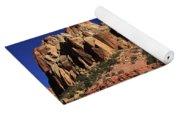 Rimrocks, State Of Utah Yoga Mat