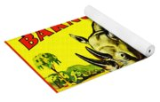 Ringling Brothers Barnum And Bailey Circus Yoga Mat
