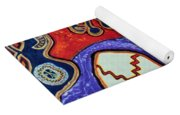 Rivers Of Arcturian Emination Yoga Mat