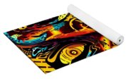 Rock And Roll Yoga Mat