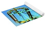 Roller Coaster Yoga Mat