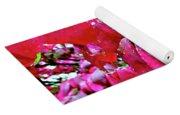 Rose Red 2 Yoga Mat