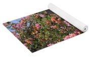 Roses In Winter Yoga Mat