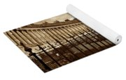Royal Crescent Bath Somerset England Uk Yoga Mat