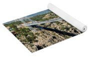 Royal Gorge Bridge In Summer Yoga Mat
