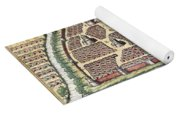 Russia: Moscow, 1591 Yoga Mat