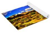 Sabino Canyon Panorama No. 1 Yoga Mat
