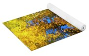 Safari Mosaic Abstract Art Yoga Mat