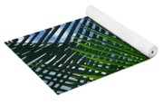 Sago Palm Fronds Yoga Mat