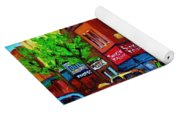 Saint Lawrence Street  Yoga Mat