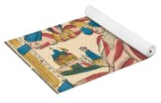 Saint Mary Magdalene Pray For Us Yoga Mat