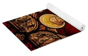 Saint Peter  Stained Glass Yoga Mat