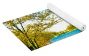 Scenic Branch Brook Park Yoga Mat