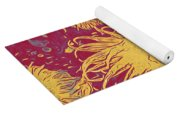 Sea Urchin 6 Yoga Mat