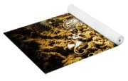 Seaside Of Creative Charms Yoga Mat