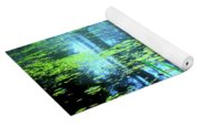 Secret Quiet Pond Yoga Mat