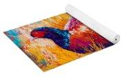 Secrets In The Grass - Pheasant Yoga Mat