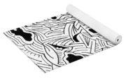 Sedimentary Yoga Mat
