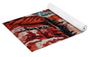 Sedona Arizona Rocky Canyon Yoga Mat