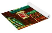 Segal's Fruit And Variety Store Yoga Mat