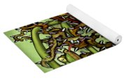 Serpent N Thorns Yoga Mat