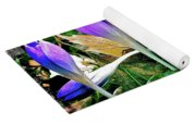 Signs Of Spring I Yoga Mat