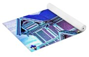 Silent Witness Yoga Mat