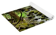 Smoky Mountain Stream 1 Yoga Mat