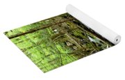 Smoky Mountain Stream 2 Yoga Mat