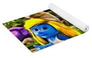 Smurfette And Friends - Pa Yoga Mat