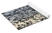 Snow Geese Spring Migration Yoga Mat