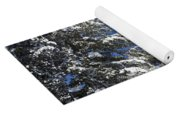 Snowscape 2 Yoga Mat