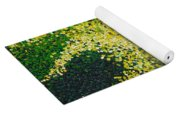 Soft Green Light  Yoga Mat