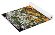 South Lake Tahoe Flowers Yoga Mat