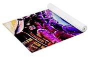 Space In Another Dimension Yoga Mat