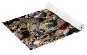 Spawning Salmon - Odell Lake Oregon Yoga Mat
