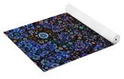 Spiral Gallexy Yoga Mat