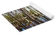 Spring At The Pond Yoga Mat