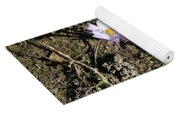 Spring Crocus Yoga Mat