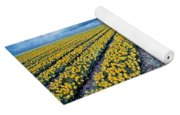 Spring Fields Yoga Mat