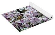 Spring Flowers Yoga Mat