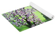 Spring Morning Meditation Yoga Mat