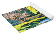 Spring Willow Yoga Mat