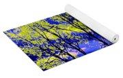Spring Woodland  Yoga Mat