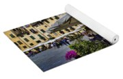 Square Amphitheater In Lucca Italy Yoga Mat