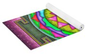 Sri Yantra - Artwork 7.5 Yoga Mat
