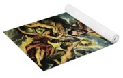 St Joseph And The Christ Child 1599 Yoga Mat