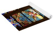 Stained Glass Beauty #38 Yoga Mat