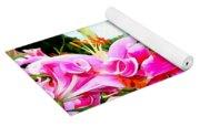 Stargazer Lilies #1 Yoga Mat