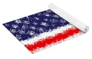 Stars And Stars And Stripes Yoga Mat